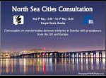 North Sea Cities consultation